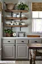 40 stunning farmhouse kitchen ideas on a budget (1)