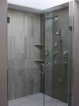50 beautiful bathroom shower tile ideas (12)