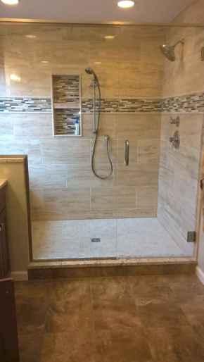 50 beautiful bathroom shower tile ideas (52)