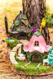 50 beautiful diy fairy garden design ideas (32)