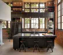 70 amazing industrial furniture ideas decoration for your kitchen (39)