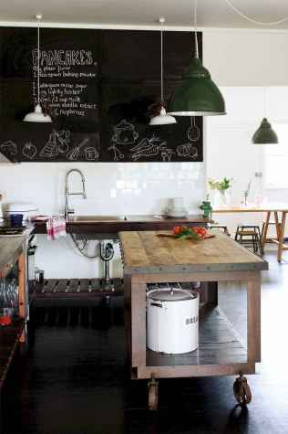 70 amazing industrial furniture ideas decoration for your kitchen (48)