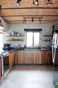 70 amazing industrial furniture ideas decoration for your kitchen (55)