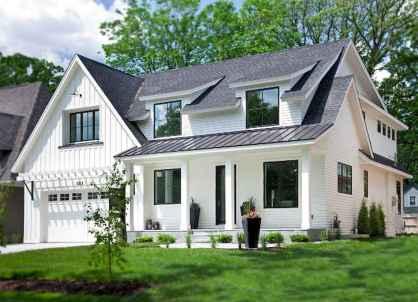 70 stunning farmhouse exterior design ideas (17)