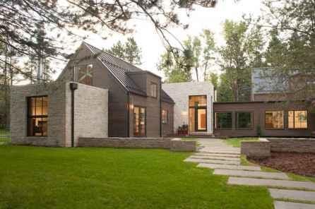 70 stunning farmhouse exterior design ideas (65)