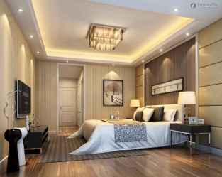 80 master bedrooms apartment decorating ideas for couple (3)