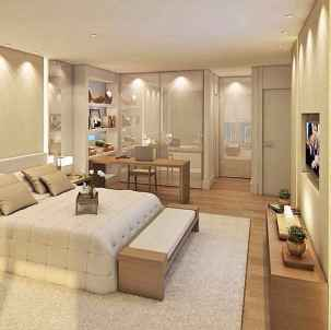 80 master bedrooms apartment decorating ideas for couple (56)