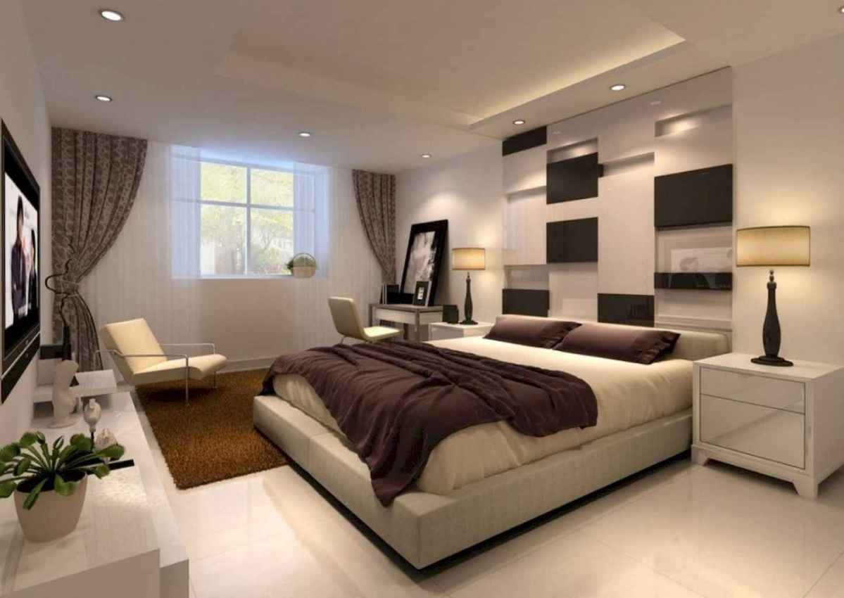 80 master bedrooms apartment decorating ideas for couple (77 ...