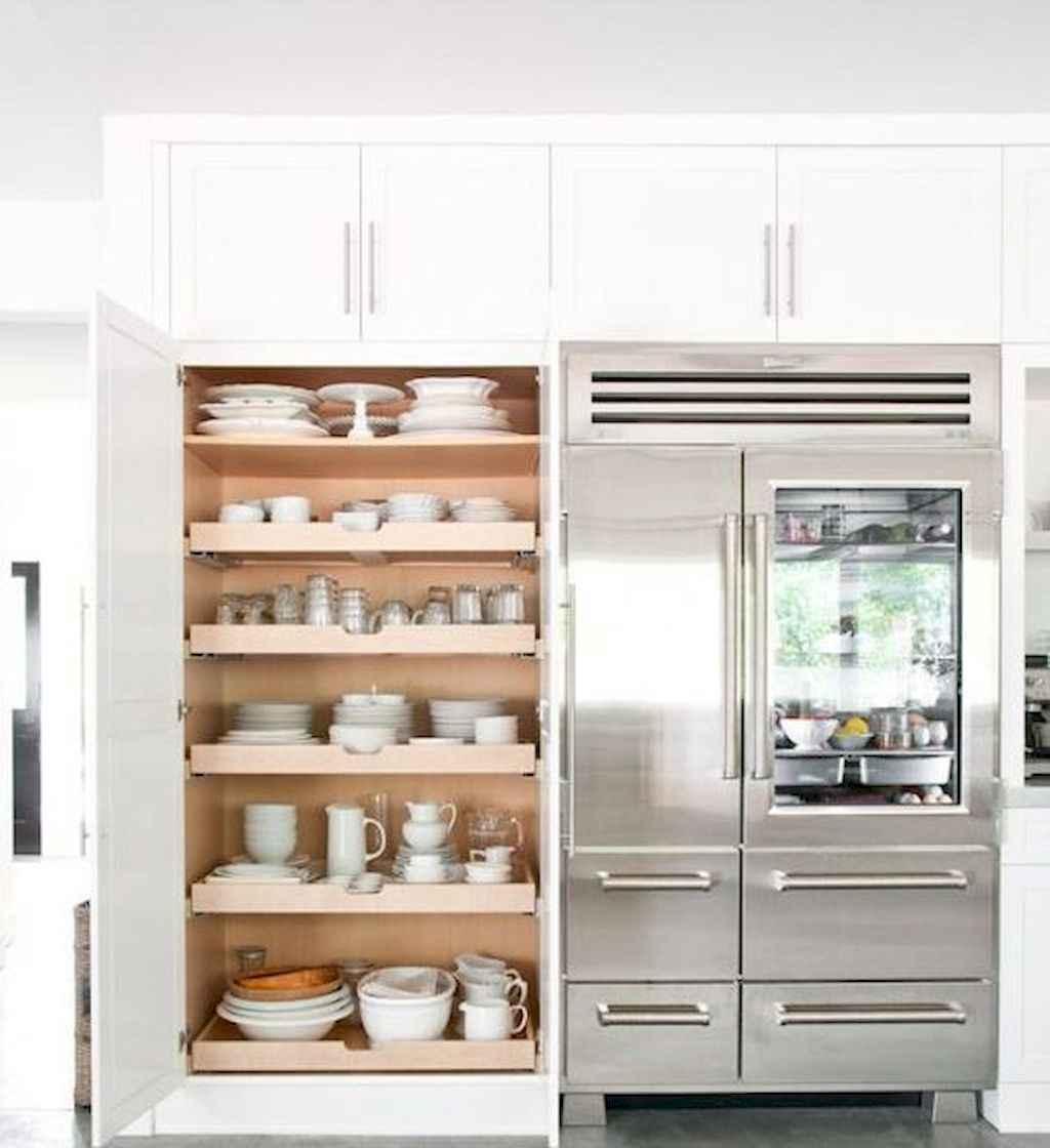 100 smart kitchen organization ideas for first apartment (29)