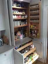 100 smart kitchen organization ideas for first apartment (71)