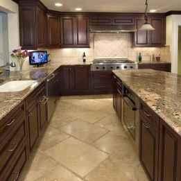 150 gorgeous farmhouse kitchen cabinets makeover ideas (117)