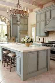 150 gorgeous farmhouse kitchen cabinets makeover ideas (143)