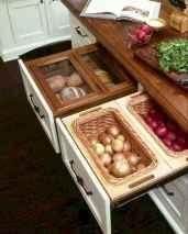 150 gorgeous farmhouse kitchen cabinets makeover ideas (146)