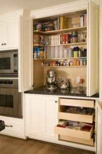 150 gorgeous farmhouse kitchen cabinets makeover ideas (44)
