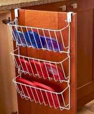 150 gorgeous farmhouse kitchen cabinets makeover ideas (47)