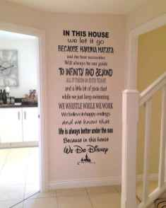 20 diy disney apartment decorations ideas (4)
