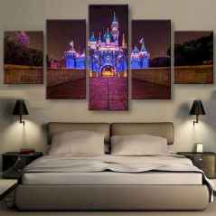 20 diy disney apartment decorations ideas (7)