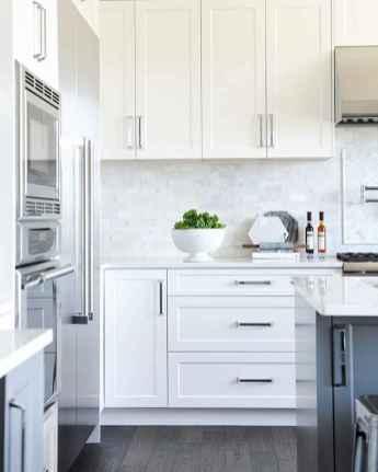 20 fantastic white shaker cabinets kitchen ideas (5)