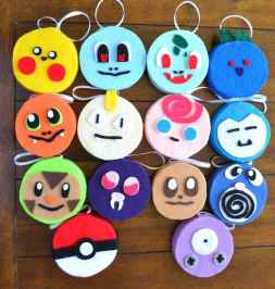 22 cute pokemon christmas tree decor ideas (16)