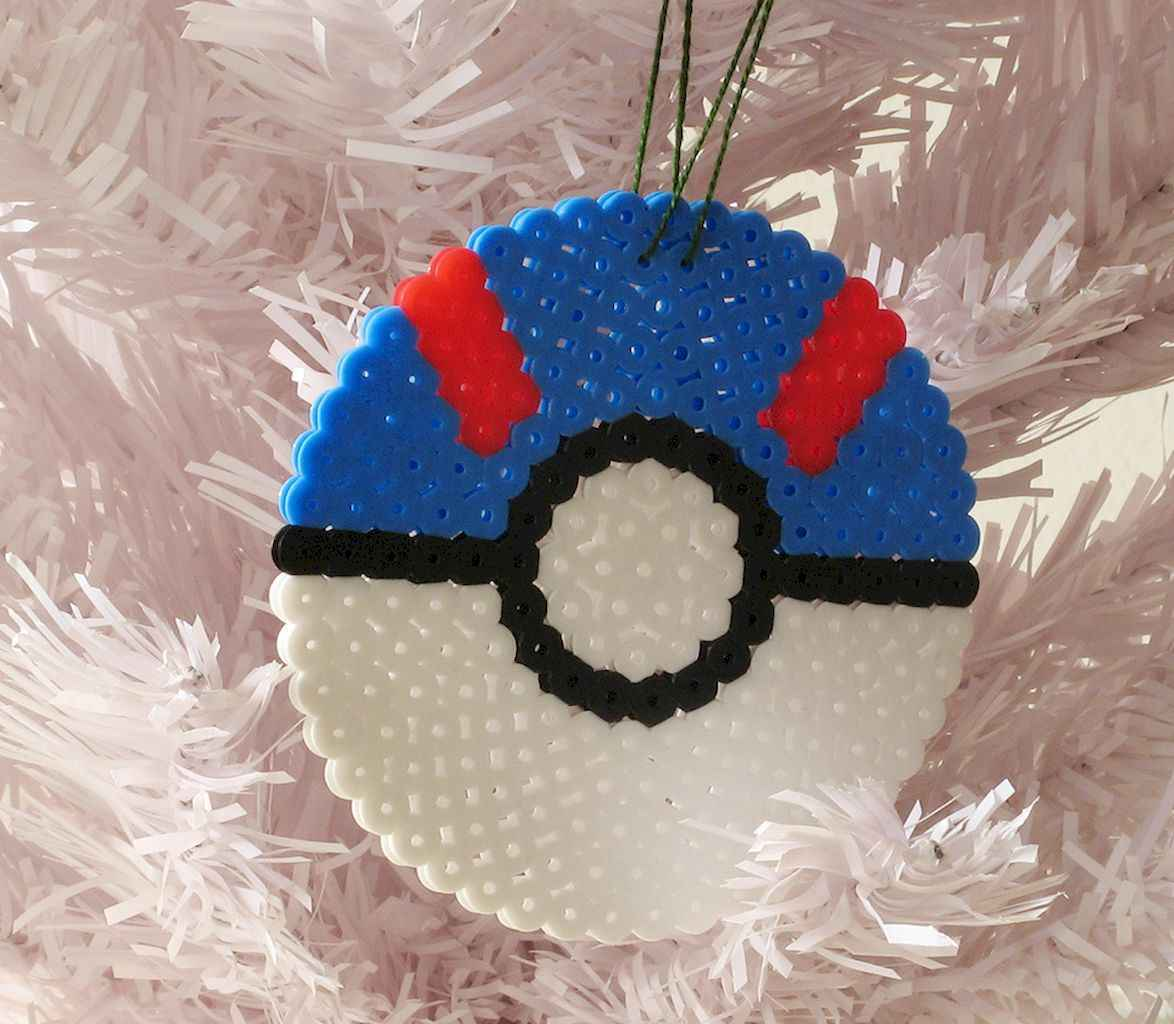 22 cute pokemon christmas tree decor ideas (9)