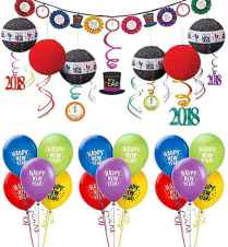 35 awesome 2018 new year party decorations ideas (10)