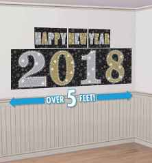 35 awesome 2018 new year party decorations ideas (7)