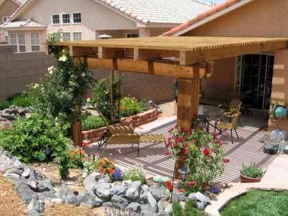 40 arizona backyard ideas on a budget (24)