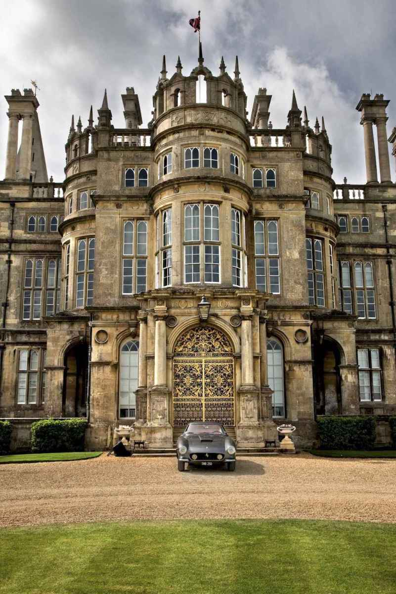 40 modern castle homes exterior landscaping (24)