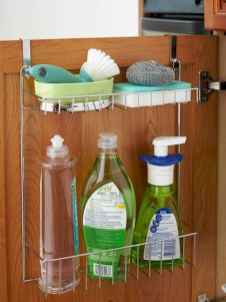 40 space saving storage and oragnization ideas for small kitchens redesign (9)