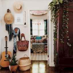 50 diy first apartment ideas on a budget with boho wall decor (5)