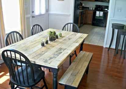 50 on a budget diy farmhouse table plans ideas (2)