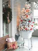 55 awesome christmas front porches decor ideas (22)