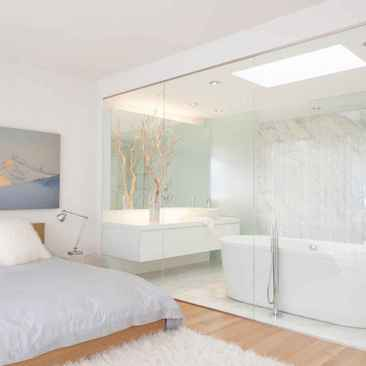 60 awesome open bathroom concept for master bedrooms decor ideas (49)