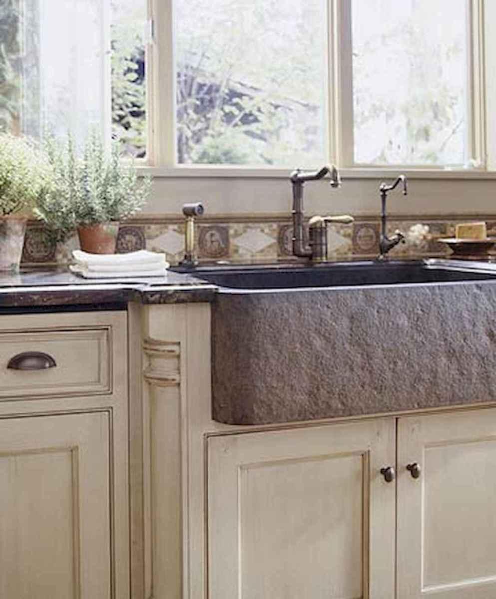 75 stunning farmhouse kitchen sink ideas decor (29)