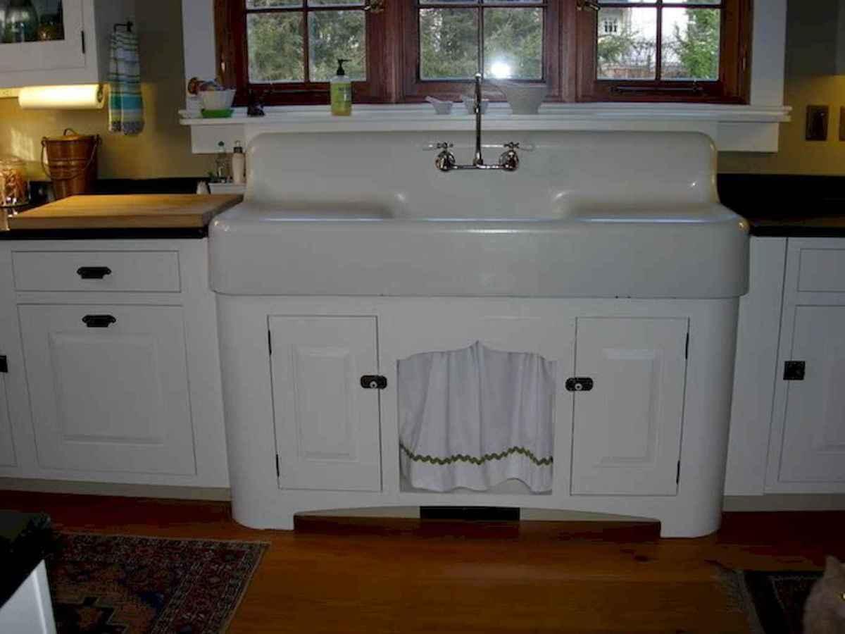 75 stunning farmhouse kitchen sink ideas decor (3)