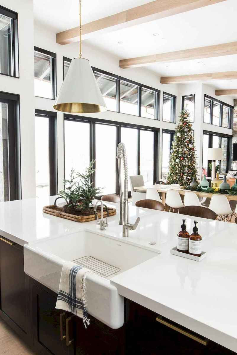75 stunning farmhouse kitchen sink ideas decor (8)