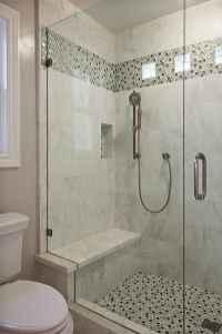 80 stunning tile shower designs ideas for bathroom remodel (18)