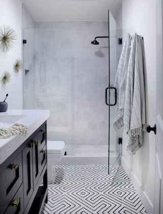 80 stunning tile shower designs ideas for bathroom remodel (51)