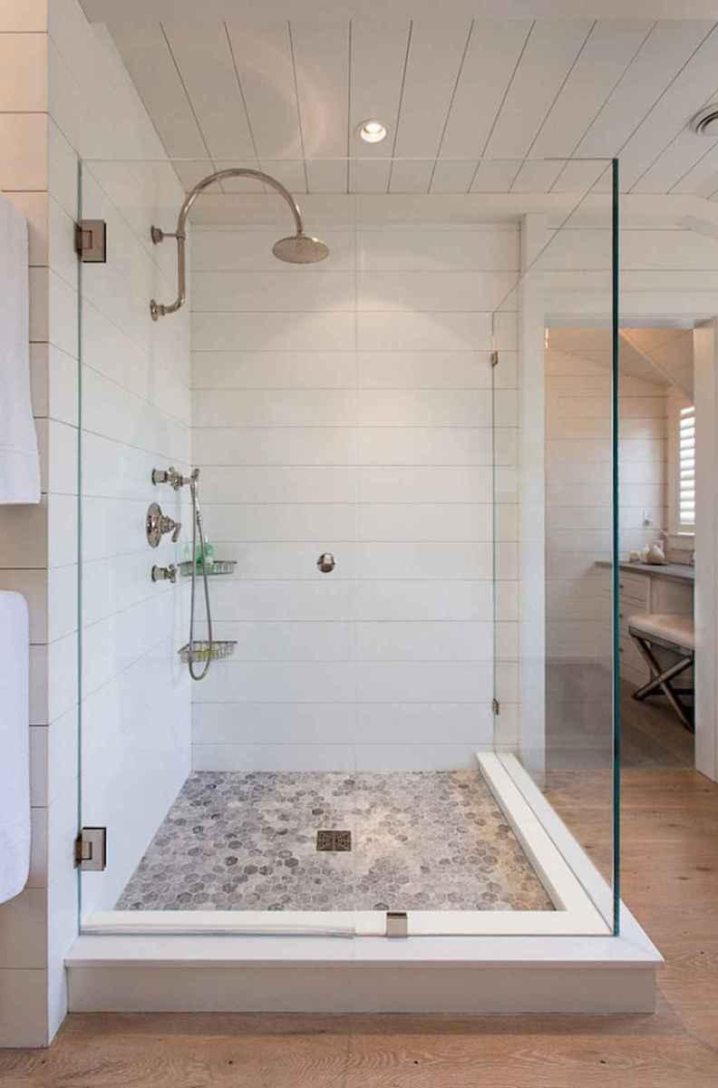 80 stunning tile shower designs ideas for bathroom remodel (53)
