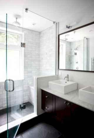 80 stunning tile shower designs ideas for bathroom remodel (76)