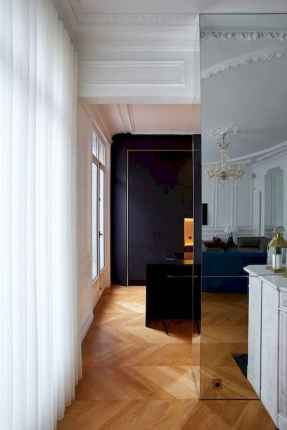 111 beautiful parisian chic apartment decor ideas (50)