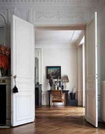 111 beautiful parisian chic apartment decor ideas (73)