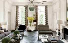 111 beautiful parisian chic apartment decor ideas (76)