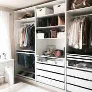 120 brilliant wardrobe ideas for first apartment bedroom decor (30)