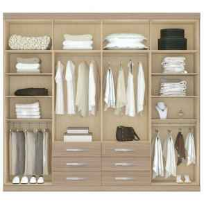 120 brilliant wardrobe ideas for first apartment bedroom decor (35)