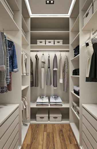 120 brilliant wardrobe ideas for first apartment bedroom decor (36)