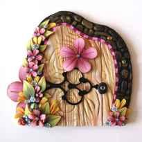 120 easy to try diy polymer clay fairy garden ideas (38)