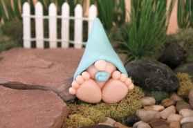 120 easy to try diy polymer clay fairy garden ideas (57)