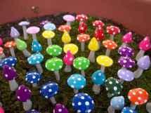 120 easy to try diy polymer clay fairy garden ideas (76)