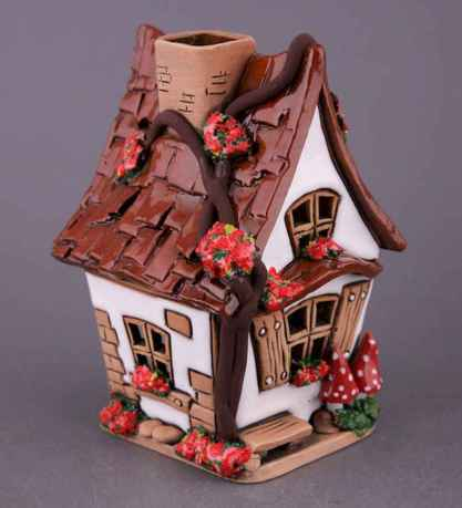 120 easy to try diy polymer clay fairy garden ideas (79)